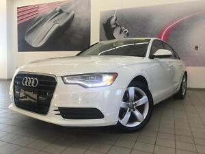 2013 Audi A6 2.0T TECHNOLOGIE PACK