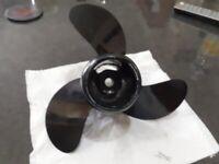 Johnson outboard propeller