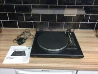 Dual cs 503.2 audiophile concept hifi turntable