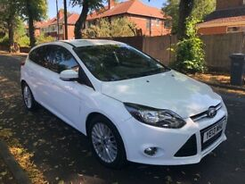 Ford Focus zetec turbo 2013 1.0 12 months mot low mileage