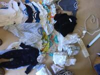 Baby Clothes 0-3 months - huge bag!