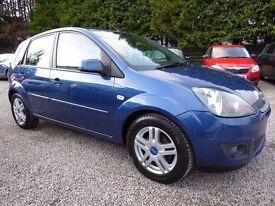 Ford Fiesta 1.4 TDCi Zetec Blue Edition ....Fabulous Diesel Fiesta, in a Superb Specification