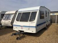 4 BERTH SWIFT ARCHWAY FULL AWNING WITH END BATHROOM WE CAN DELIVER
