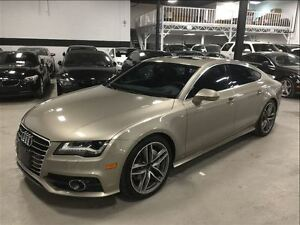 2012 Audi A7 S-LINE | HEADS UP | NIGHT VISION
