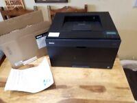 Dell 2350dn printer.