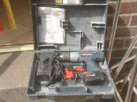 BOSCH CORDLESS DRILL WITH CHARGER £20