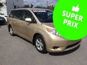 2011 Toyota Sienna LE 2.7L 7 Passagers