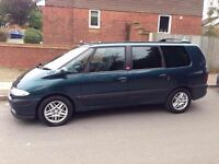 Renault Grand Espace Race 7 seater