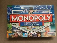 Bournemouth and Poole Monopoly Board Game