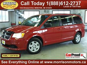 2013 Dodge Grand Caravan SXT, NAV, DVD, Back up Cam, Stow n Go