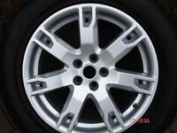 "REDUCED - LR Freelander 2 Alloys 18"" (2 x available) Ideal as spare"