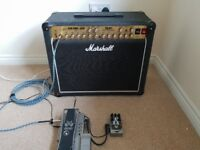 Marshall TSL 601 combo amp