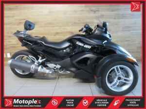 2009 Can-Am Spyder GS SM5 52$/SEMAINE