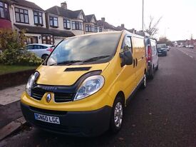 Renault Trafic 115bhp full service