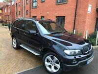 BMW X5 SPORT 2005 ** DIESEL ** NAVIGATION ** PANORAMIC ROOF ** 2 KEYS ** SERVICE HISTORY