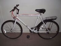 "British Eagle San Diego 22"" Mountain Bike (will deliver)"