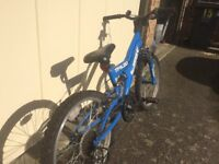 Trax TFS.20 Boys Mountain Bike Used