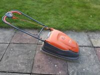 Flymo 330 compact lawnmower - electric lawn mower