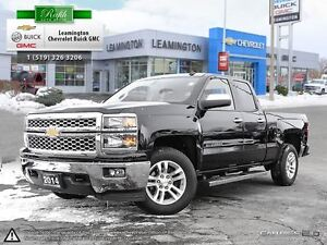 2014 Chevrolet Silverado 1500 TRUE NORTH EDITION 4X4 V8