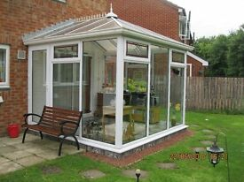 Conservatory 3mts x 3mtsin good condition