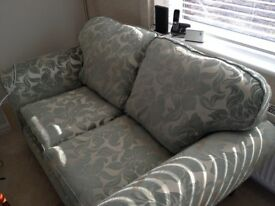 luxurious Italian 3 seater sofa
