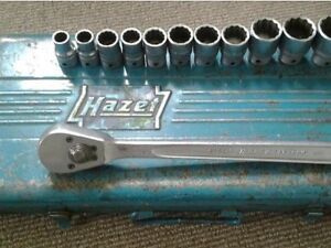 Wanted Older Hazet Brand Wrenches and Sockets