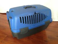 PET CARRIER - TWO CAT CARRIERS ON SALE