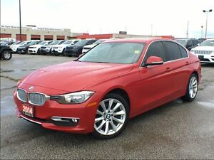 2014 BMW 320I XDRIVE**AWD**NAV**LEATHER**SUNROOF**