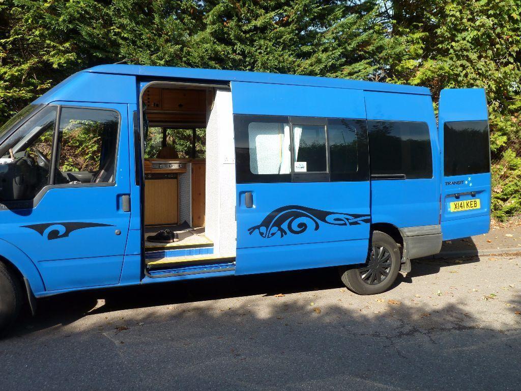 Custom Cutaway Van >> Ford Transit Van Conversion Camper | Autos Post