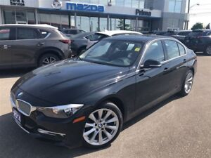 2014 BMW 320I AWD, A MUST SEE, MODERN PKG, ONE OWNER, MINT