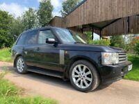 Land Rover, RANGE ROVER VOGUE 2003, Other, 4398 (cc), 5 doors