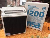 1200 NSA air purifier