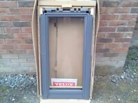 Velux roof window brand new 550×980mm box opened