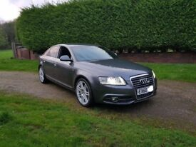 AUDI A6 2.0 TDI S LINE DSG LE MANS EDITION FULLY LOADED 2011 LOW MILES F/S HISTORY
