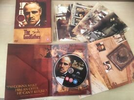 The Godfather Limited Collectors Edition DVD