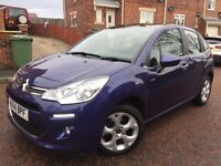 CITROEN C3 2014 HDI 2014 EXCLUSIVE FREE TAX 2014 38000 MILES