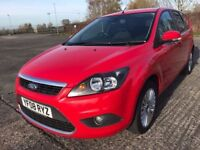 08 FORD FOCUS TITANIUM TDCI ESTATE CAR WAS £2499 NOW ONLY £1999