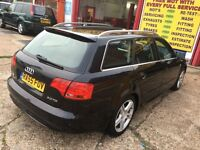2006 AUDI A4 2.0 TDI S-LINE DIESEL AUTOMATIC ESTATE 1 OWNER FROM NEW FULL HISTORY