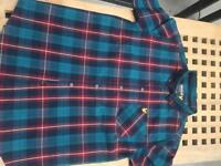 Lyle & Scott checked Shirt Age 12/13