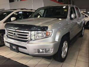 2014 Honda Ridgeline TOURING | NAV | STEP BARS | LEATHER | CLEAN