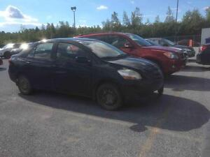 2007 Toyota Yaris Base FOR PARTS ONLY !!