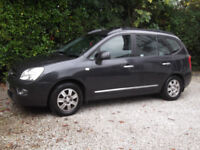 2007 07 KIA CARENS 2.0 GS CRDI 5DR 7 SEATER - 6 MONTHS PREMIUM WARRANTY INCLUDED
