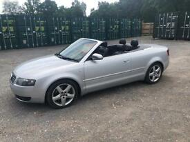 Audi A4 CONVERTIBLE VERY CLEAN CAR