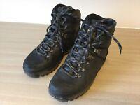 Meindl Women's Walking Boots. Size 5 (38). Blue/Grey
