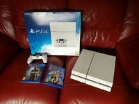 PlayStation 4 PS4 with Games