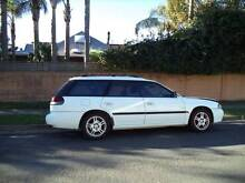 1998 Subaru Liberty Wagon Narrabeen Manly Area Preview