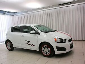 2016 Chevrolet Sonic ALL-FIT LT TURBO 5DR HATCH