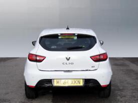 Renault Clio DYNAMIQUE S MEDIANAV ENERGY DCI S/S (white) 2015-02-22