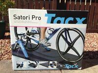 BARGAIN SATORI PRO TRAX CYCLE TRAINER