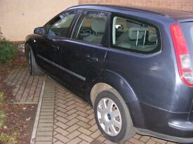 2007 Ford Focus 1.6 Tdci LX Estate Very Low Mileage